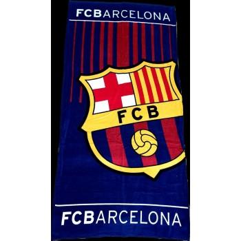 Полотенце пляжное FC BARCELONA