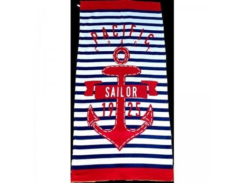 Пляжное полотенце PACIFIC 16259 от Zeron в интернет-магазине PannaTeks