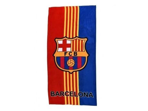 Полотенце для пляжа FC Barcelona красно-синее 14146 от Zeron в интернет-магазине PannaTeks