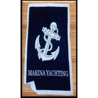 Пляжное полотенце MARINA YACHTING ТУРЦИЯ