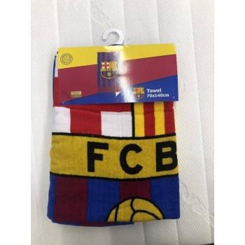 Пляжное полотенце FC BARCELONA фото 1