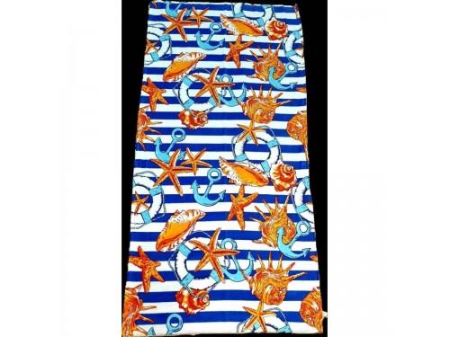 Полотенце для пляжа РАКУШКИ 16272 от Zeron в интернет-магазине PannaTeks