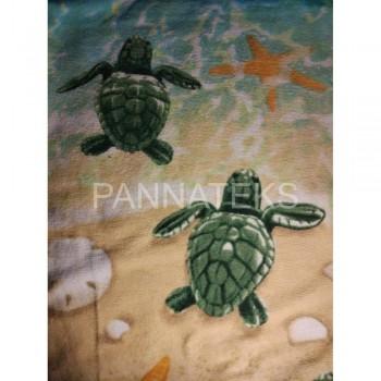 Пляжное полотенце ЧЕРЕПАШКИ CARETTA фото 1