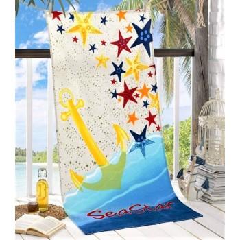 Пляжное полотенце Sea Star 75х150 Турция