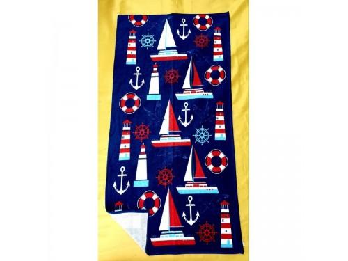 Пляжное полотенце МАЯК Турция 17402 от Zeron в интернет-магазине PannaTeks