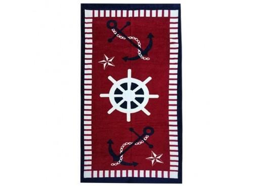 Пляжное полотенце ШТУРВАЛ 14275 от Zeron в интернет-магазине PannaTeks