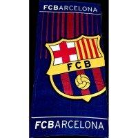 Пляжное полотенце FC BARCELONA