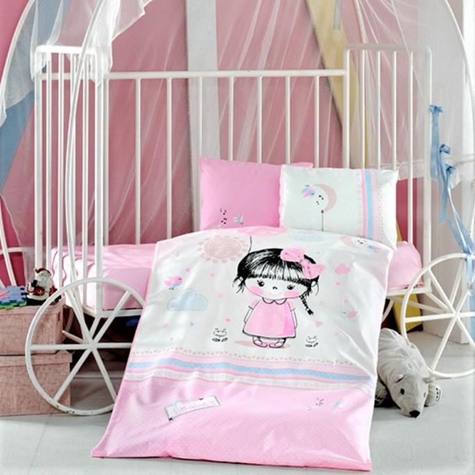 Детское постельное белье для девочки фото