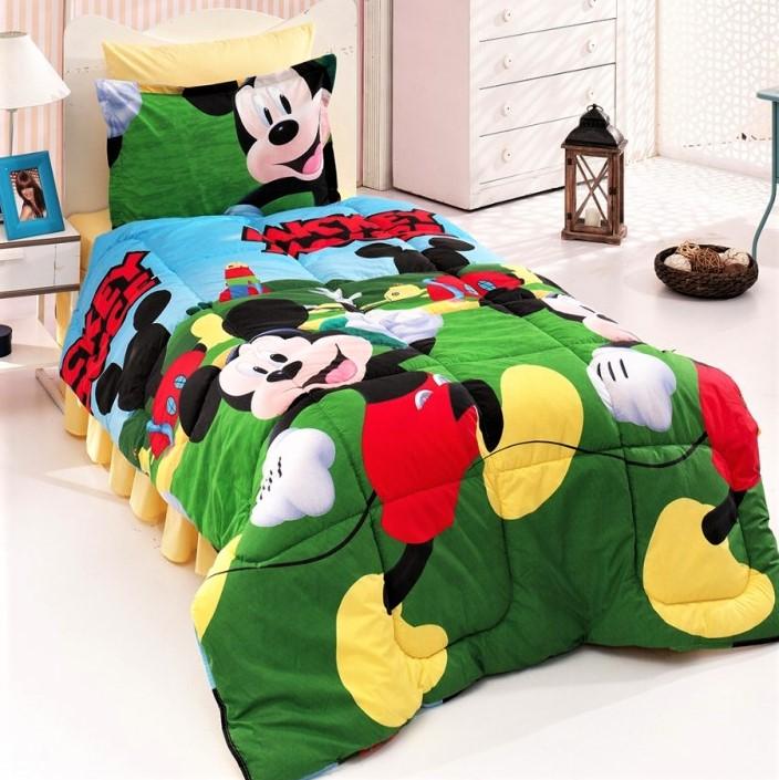 Детское постельное белье ранфорс картинка