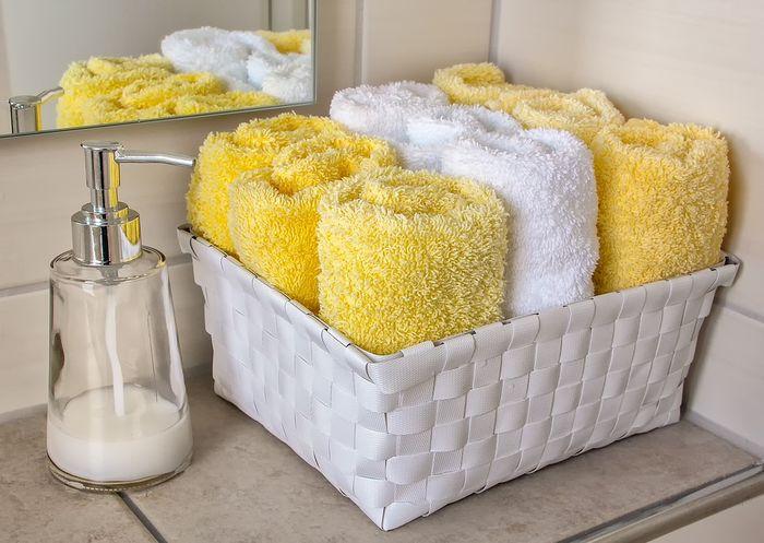 Банное полотенце в интернет магазине PannaTeks фото