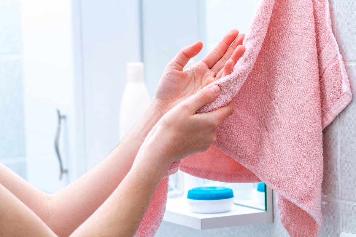 полотенце для рук в интернет магазине Панатекс фото