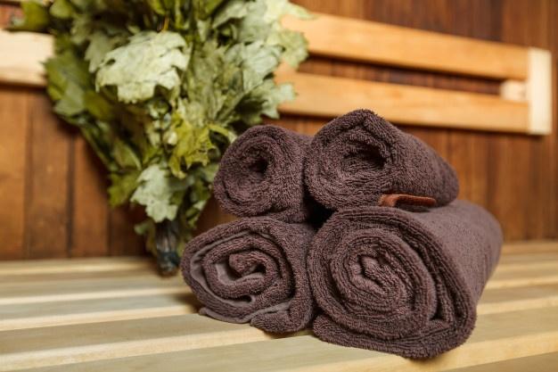 Полотенце для сауны и бани в PannaTeks