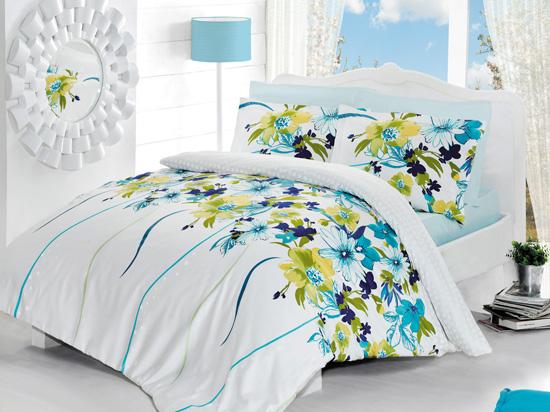 Полуторное турецкое постельное белье фото