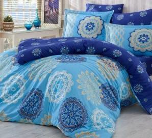комплект турецкого постельного белья рисунок