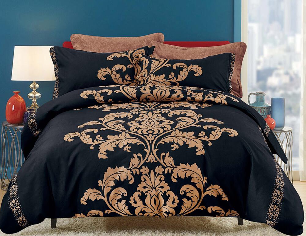турецкое постельное белье в спальню фото