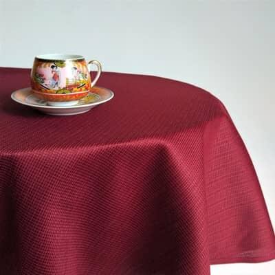 Скатерть для круглого стола фото