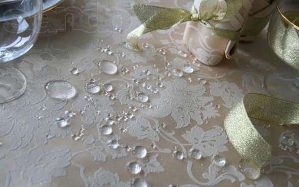 тефлоновая скатерть на стол фото